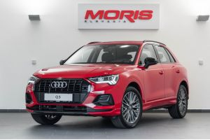Audi Q3 Advanced 35 2,0 TDI 150k STR